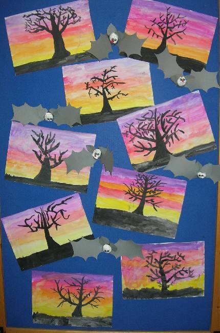 Volksschule Uttendorf Im Schuljahr 200607 Bildnerische